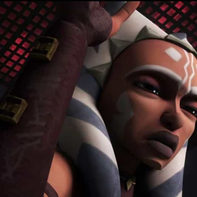 Be Strong is listed (or ranked) 2 on the list The Very Best Ahsoka Tano Quotes, Ranked