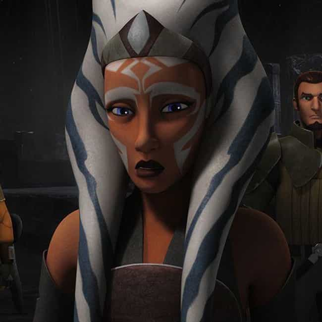 Careful Not To Choke is listed (or ranked) 1 on the list The Very Best Ahsoka Tano Quotes, Ranked