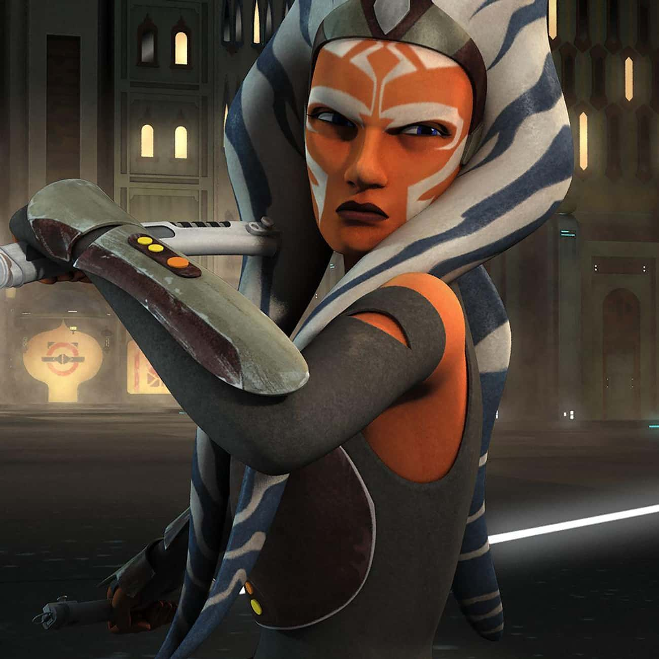 Not Coming Back is listed (or ranked) 3 on the list The Very Best Ahsoka Tano Quotes, Ranked