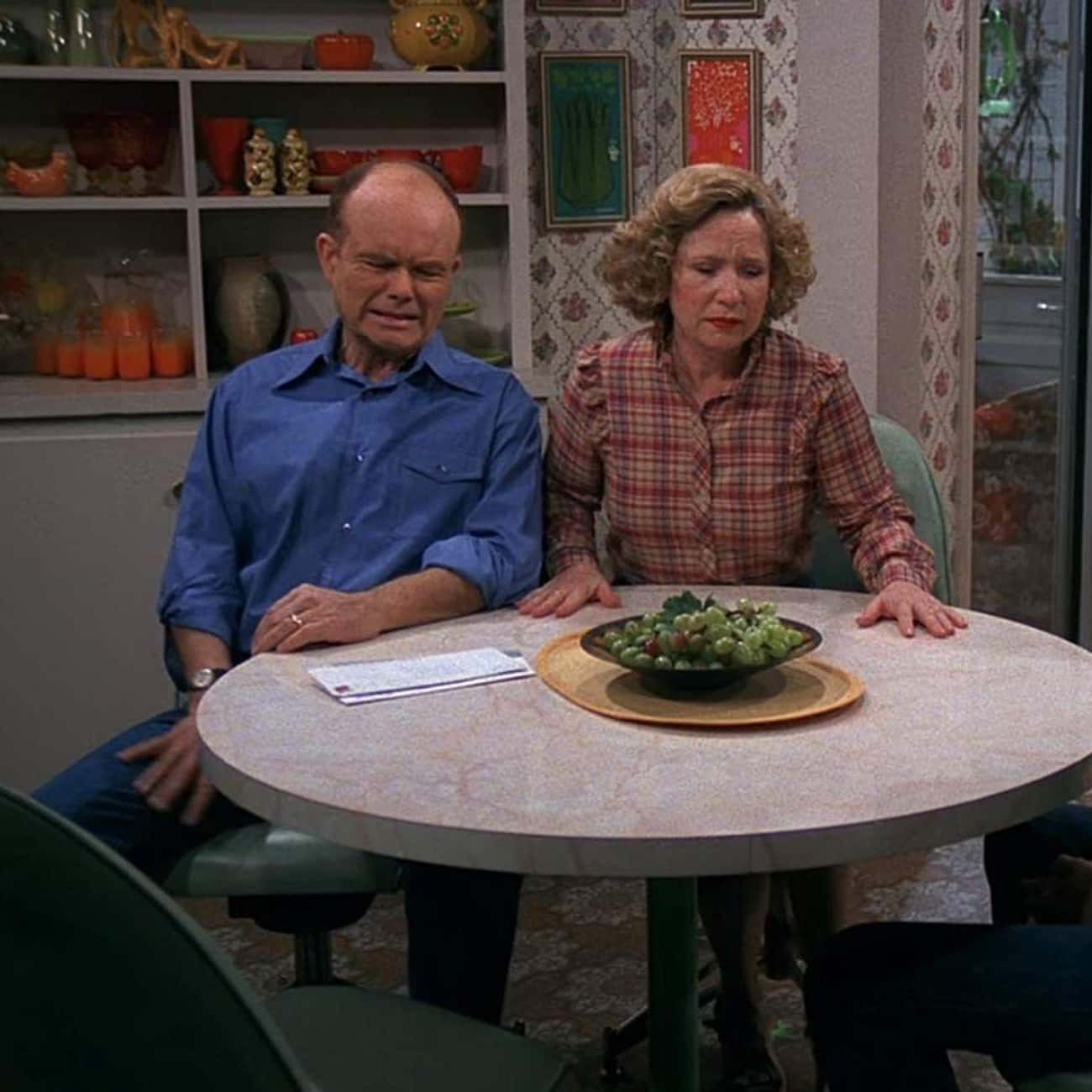 Didn't Think You Were Listenin is listed (or ranked) 4 on the list The Best Things Red Forman Ever Said