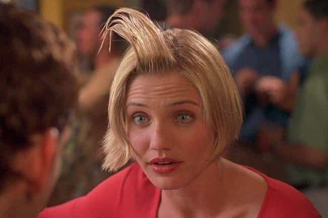 Cameron Diaz Only Agreed To Do... is listed (or ranked) 4 on the list Behind-The-Scenes Stories From The Making Of 'There's Something About Mary'