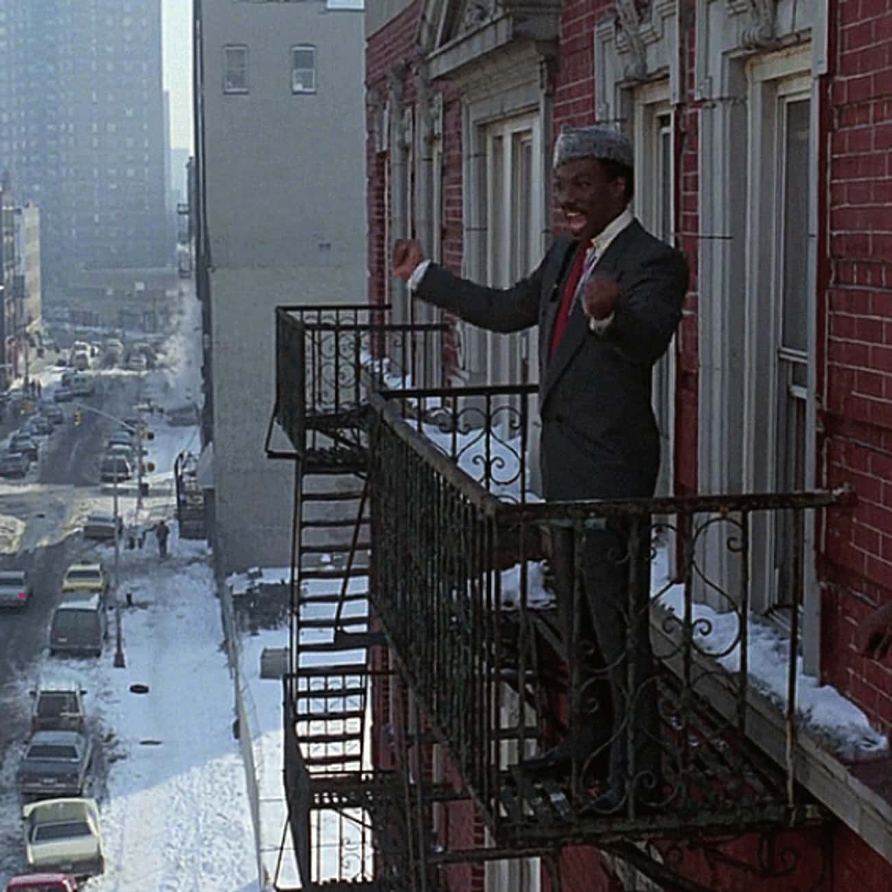 Good Morning is listed (or ranked) 1 on the list The Funniest Quotes From 'Coming to America'