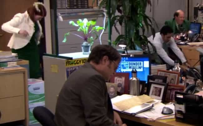 When Dwight Grows A Beet... is listed (or ranked) 2 on the list Super Subtle 'The Office' Jokes Michael Scott Would Never Catch