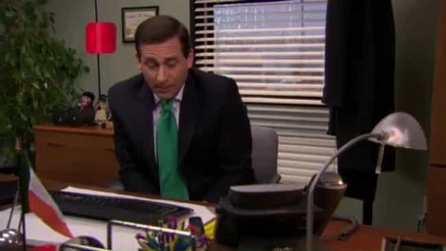 When Michael Puts An Ita... is listed (or ranked) 3 on the list Super Subtle 'The Office' Jokes Michael Scott Would Never Catch