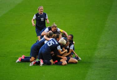 The US Women's Soccer Team Wins The World Cup For The Fourth Time