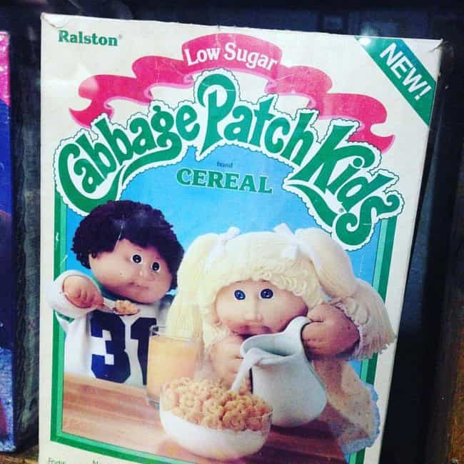 Snacktime Cabbage Patch ... is listed (or ranked) 3 on the list The Most Dangerous '90s Toys