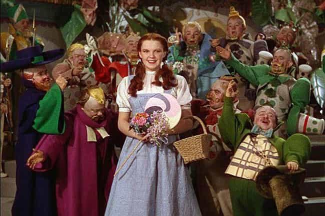 Munchkin Actors Were Paid Less... is listed (or ranked) 1 on the list Behind The Scenes Of Munchkinland In 'The Wizard Of Oz'