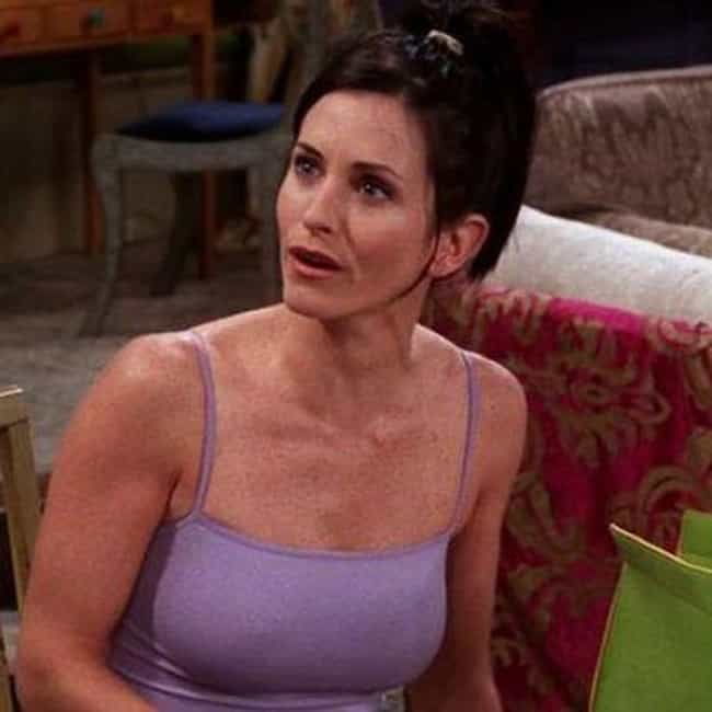 Five Minutes Before is listed (or ranked) 2 on the list The Best Monica Geller Quotes From 'Friends'