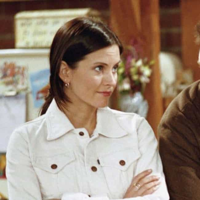 Seven is listed (or ranked) 3 on the list The Best Monica Geller Quotes From 'Friends'