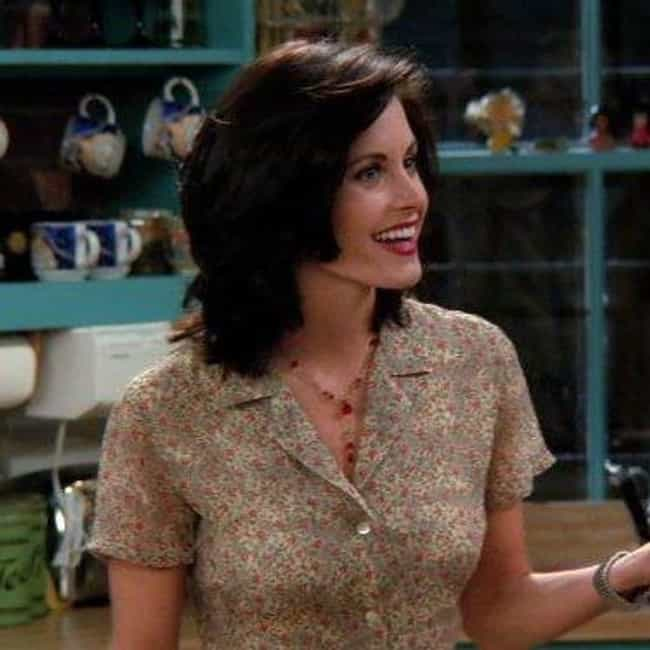 Monica Clean is listed (or ranked) 1 on the list The Best Monica Geller Quotes From 'Friends'