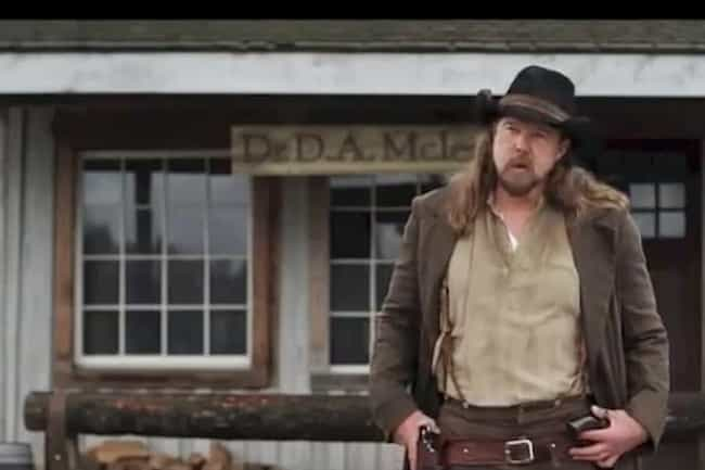 South - 'The Virginian' is listed (or ranked) 4 on the list All Of Trace Adkins's Movie & TV Roles, Ranked
