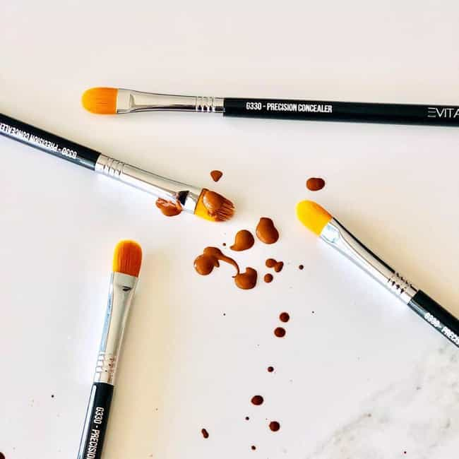 Concealer Brush is listed (or ranked) 2 on the list The Makeup Brushes We Like The Most This Year, And How To Use Them
