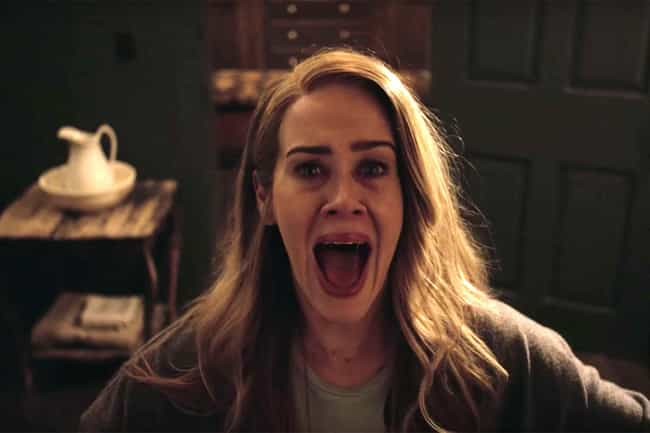 Sarah Paulson Is Not Returning... is listed (or ranked) 4 on the list Behind-The-Scenes of 'American Horror Story' Season 9