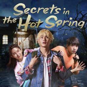 Secrets in the Hot Spring is listed (or ranked) 2 on the list The Best Asian Horror Movies on Netflix