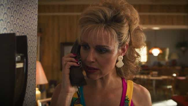 Cara Buono May Have Hinted Tha... is listed (or ranked) 3 on the list All The Evidence For Who The American In The Bunker Is In 'Stranger Things' Season 3