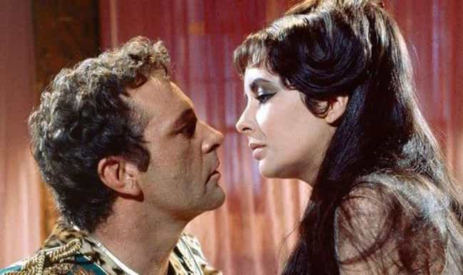 Elizabeth Taylor Claimed She A... is listed (or ranked) 1 on the list Inside The Tumultuous Romance Of Elizabeth Taylor And Richard Burton