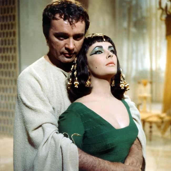 They Were Both Married T... is listed (or ranked) 2 on the list Inside The Tumultuous Romance Of Elizabeth Taylor And Richard Burton