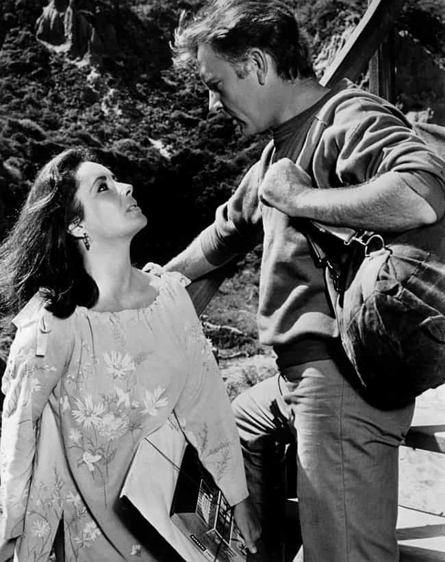 The Media Pounced On The... is listed (or ranked) 3 on the list Inside The Tumultuous Romance Of Elizabeth Taylor And Richard Burton