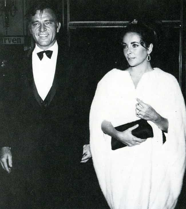 They Married And Divorce... is listed (or ranked) 4 on the list Inside The Tumultuous Romance Of Elizabeth Taylor And Richard Burton