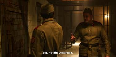 Hopper Is 'The American' In Ru is listed (or ranked) 1 on the list Fan Theories About 'Stranger Things' Season 4