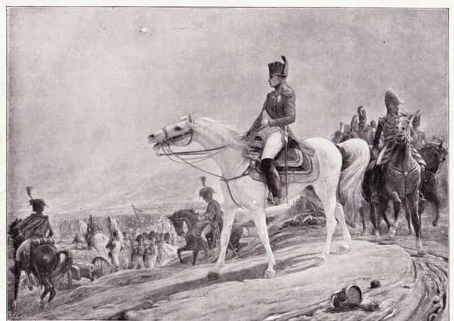 Napoleon Delayed His First Str... is listed (or ranked) 3 on the list Why Did Napoleon Lose The Battle Of Waterloo?