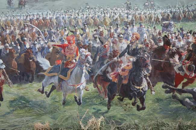 Napoleon Had Michel Ney Comman... is listed (or ranked) 6 on the list Why Did Napoleon Lose The Battle Of Waterloo?