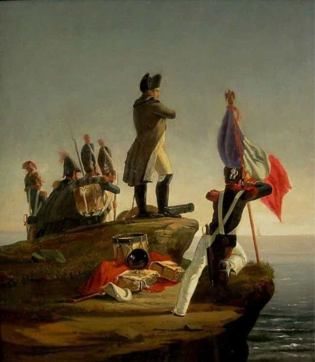 He Left Elba is listed (or ranked) 8 on the list Why Did Napoleon Lose The Battle Of Waterloo?