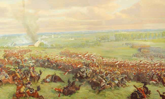 Napoleon Advanced His Troops I... is listed (or ranked) 7 on the list Why Did Napoleon Lose The Battle Of Waterloo?