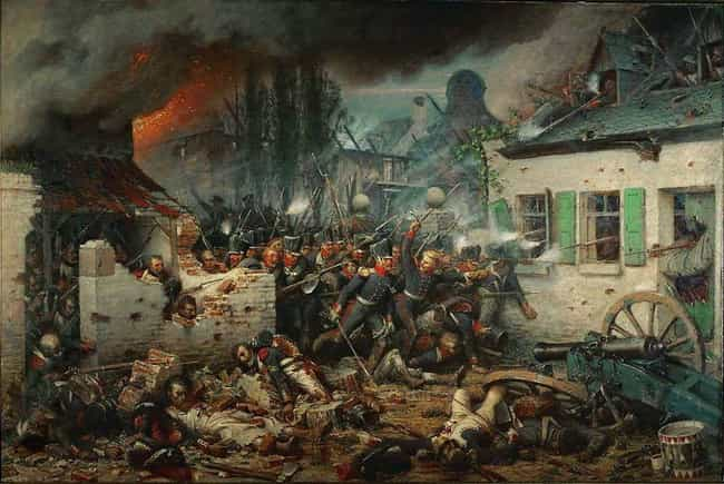 NapoleonOrdered 33,000 Troops... is listed (or ranked) 1 on the list Why Did Napoleon Lose The Battle Of Waterloo?