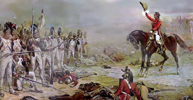 He Sent Out The Imperial Guard... is listed (or ranked) 2 on the list Why Did Napoleon Lose The Battle Of Waterloo?