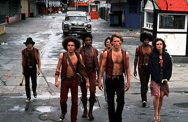 The Warriors is listed (or ranked) 1 on the list Which Pop Culture Gangs Would Win In An Epic Battle?