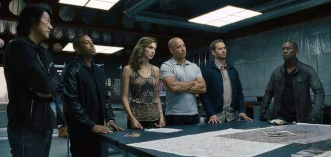 Dom Toretto's Crew is listed (or ranked) 3 on the list Which Pop Culture Gangs Would Win In An Epic Battle?