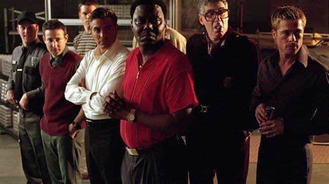 Ocean's Eleven is listed (or ranked) 4 on the list Which Pop Culture Gangs Would Win In An Epic Battle?