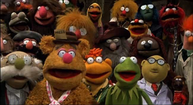 The Muppets is listed (or ranked) 4 on the list Which Pop Culture Gangs Would Win In An Epic Battle?