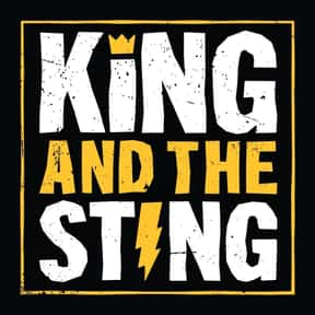 The King and the Sting is listed (or ranked) 3 on the list The Most Popular Comedy Podcasts Right Now, Ranked