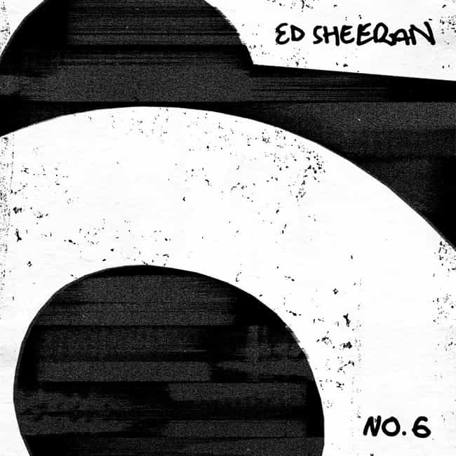 No.6 Collaborations Proj... is listed (or ranked) 4 on the list The Best Ed Sheeran Albums, Ranked