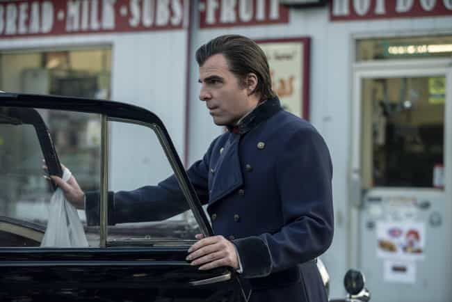 Charlie Does Some Shopping is listed (or ranked) 4 on the list Everything That Happened In 'NOS4A2' Season 1, Episode 7:
