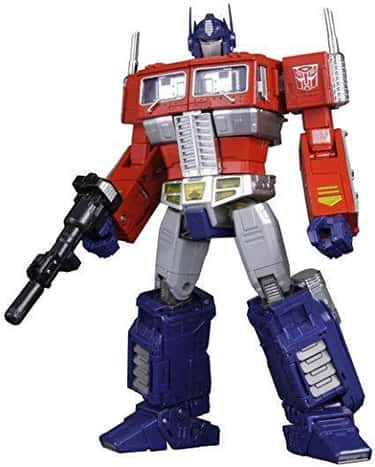 MP-10 Convoy is listed (or ranked) 5 on the list The Best Transformers Masterpiece Toys