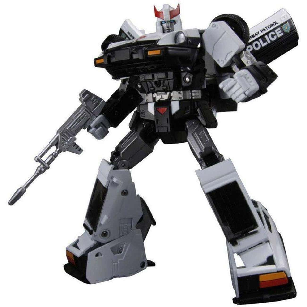 MP-17 Prowl is listed (or ranked) 3 on the list The Best Transformers Masterpiece Toys