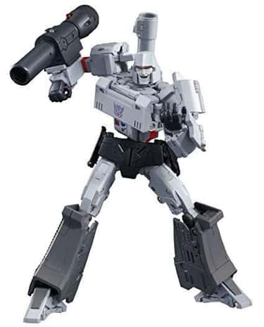 MP-36 Megatron is listed (or ranked) 2 on the list The Best Transformers Masterpiece Toys