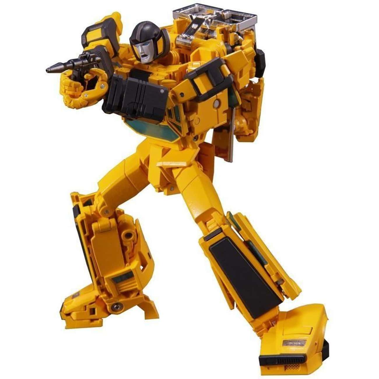 MP-39 Sunstreaker is listed (or ranked) 4 on the list The Best Transformers Masterpiece Toys