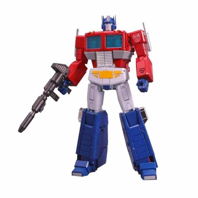 MP-44 Optimus Prime (Ver... is listed (or ranked) 4 on the list The Best Transformers Masterpiece Toys