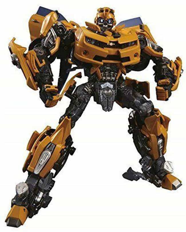 MPM-2 Bumblebee is listed (or ranked) 4 on the list The Best Bumblebee Toys, Ranked