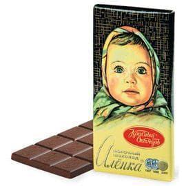 Random Tastiest Candy From Russia