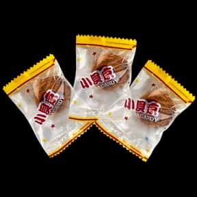 Mui Drops is listed (or ranked) 3 on the list The Coolest Candy From Hawaii