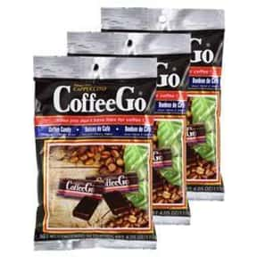 Cappuccino Coffee Go is listed (or ranked) 8 on the list The Coolest Candy From Hawaii