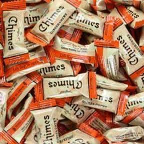 Chimes Orange Ginger Chews is listed (or ranked) 9 on the list The Coolest Candy From Hawaii