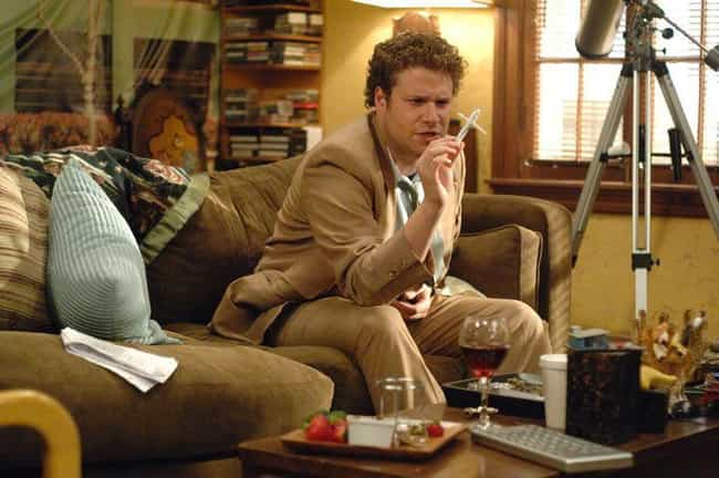 Rogen And Goldberg Rolled All ... is listed (or ranked) 2 on the list Behind-The-Scenes Stories From The Set Of 'Pineapple Express'