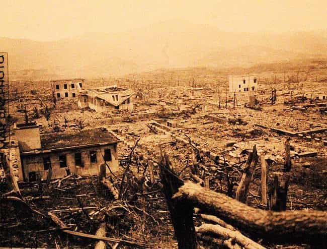 Those Who Survived The Blast W... is listed (or ranked) 2 on the list Japanese Citizens Describe What Life Was Like After The United States Dropped The Atomic Bomb