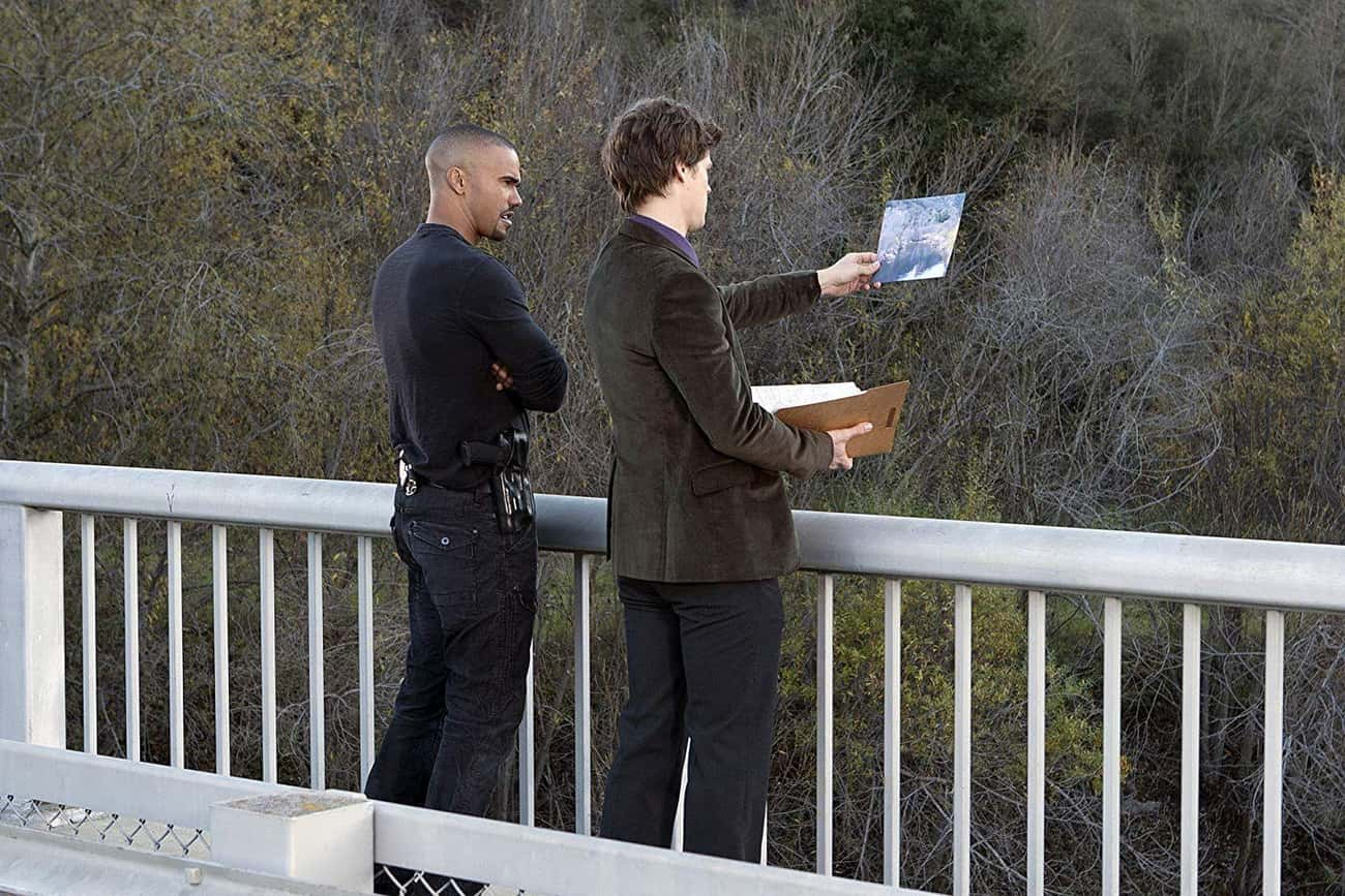 Cases Usually Take Weeks Or Mo is listed (or ranked) 4 on the list How Accurate Is The Depiction of Behavioral Analysts In 'Criminal Minds?'